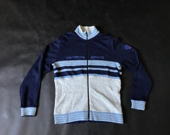 Vtg wool Versace sport made in Italy size XXXL fits L