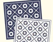 Summer Nights Quilt Pattern by Bonnie Olaveson of Cotton Way - 1006