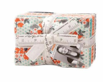 SALE!! Fat Eighth Bundle Sweet Marion by April Rosenthal for Moda 24040F8- 32 Fabrics