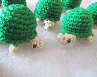 mini turtle crochet : crochet,handmade,diy,keychain,doll,idea,design,yarn,cotton,pattern,wedding,gift,mini turtle, hanging,bancrochet