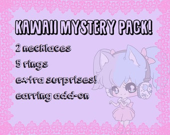 Kawaii Accessories Mystery Pack!