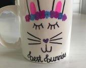 Bunny mug 11oz