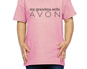 AVON - My Grandma Sells AVON!