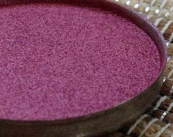Deep Pink Iridescent Eyeshadow Vegan Eyeshadow