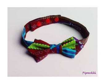 Bow tie pattern Wax size adjustable