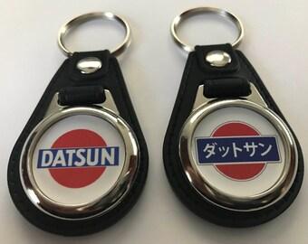 DATSUN KEYCHAIN 2 PACK