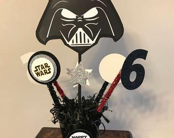 1  Darth Vader centerpiece