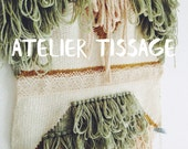 Introduction to the classic weaving workshop / / Paris / / Saturday, February 18