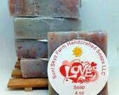 Love Magic Soap - Strawbe...