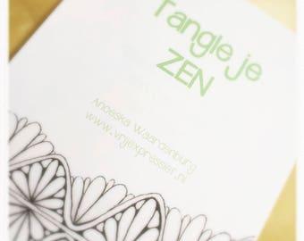 Tangle je Zen E-book