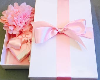 Beautiful Flower Girl Gift Set