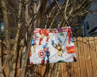 Superhero Mini Bag (Epipen Size)