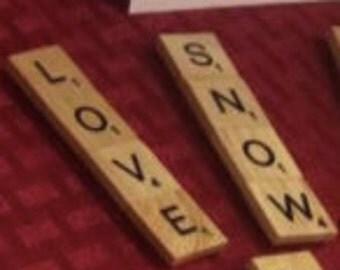 Scrabble Magnet