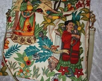 Frida Kahlo - bag - tote - bag