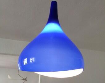 Mid Century Modern NORDISK SOLAR Pendant Lamp | Hanging Light | Fog & Morup | Lyfa Era | 1960s