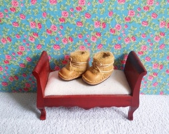 SALE * boots with hair for Blythe and Pure neemo
