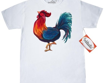 Year of the Rooster T-Shirt by Inktastic