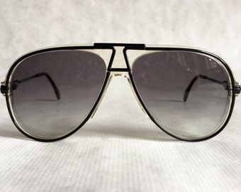 Cazal 622 Col 163 Vintage Sunglasses Made in West Germany New Old Stock