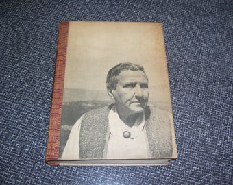 Portraits and Prayers  1st Edition by Gertrude Stein Random House/Modern Library 1934 HC