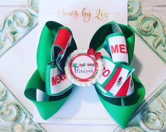 Mexico boutique bow