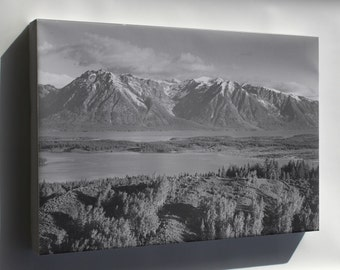 Canvas 16x24; Ansel Adams - 79-Aa-G04