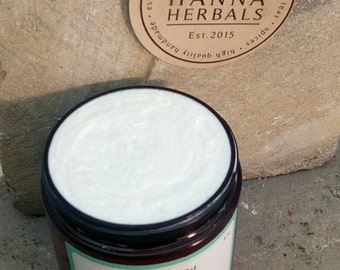 Vanilla Whipped Body Butter - Dry Skin Relief - Shea Butter - Winter Skin Relief - Vegan Lotion
