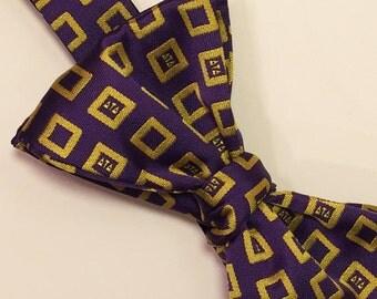 Greek Bow Tie - Delta Tau Delta