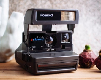 Polaroid camera Close Up 636 + Box