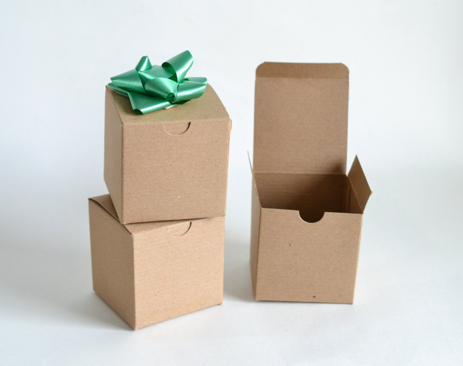 Favor Gift Boxes: Kraft Boxes 25 Treat Boxes Small Gift Boxes Party Favor