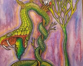 Kundalini Magic (print)