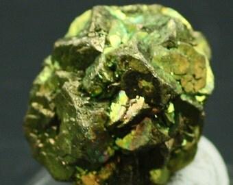 Marcasite, iridescent crystal ball, Madagascar, Mineral Specimen for Sale