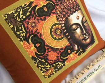 Buddha Pillow 14x14~