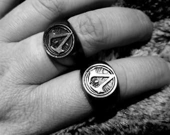 Assassins Creed Rings