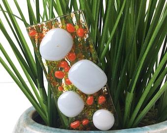 Garden Decor, Gift for Mom, Plant Stake, Garden Art, Indoor Gardening, Gardener's Gift, Garden Art Stake, Mother's Day Gift, Gift for Her