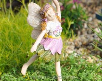 Fairy Sophia for Miniature Garden, Fairy Garden