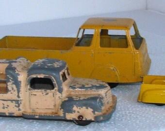 Old Metal Toy Cars Trucks Very Cool Displays