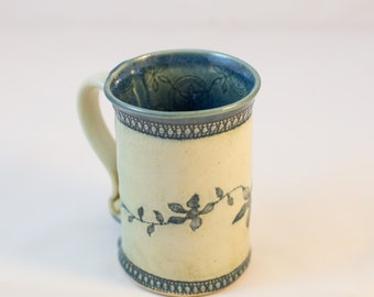 Ceramic Handcrafted Rejeanne Mug