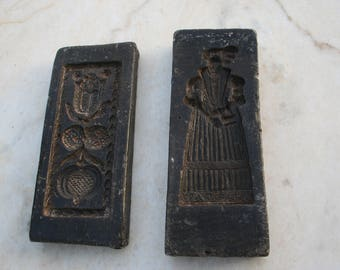 Old german wax moulds