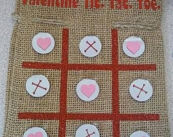 Valentines Tic Tac Toe Gift