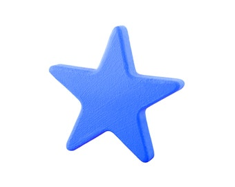 Nursery dresser knobs, Decorative drawer knobs, Blue star knobs, Toddler boy room decor, Blue star decorations, Kids cabinet door pulls