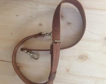 Removable cross-body strap