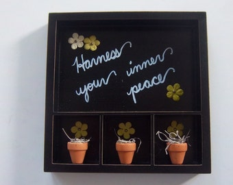 Mini Inspirational Shadowbox