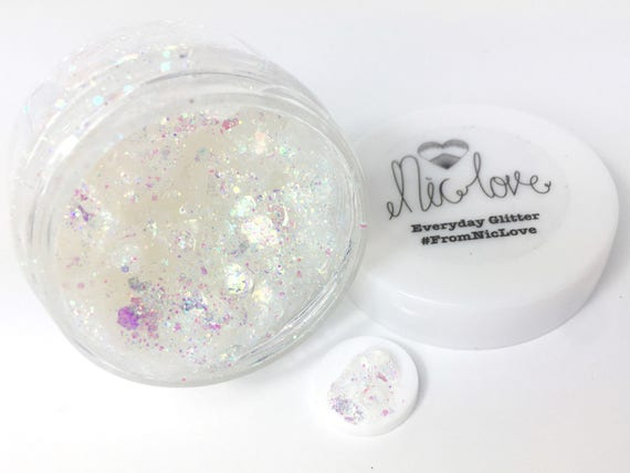 Cosmetic Face Glitter Gel
