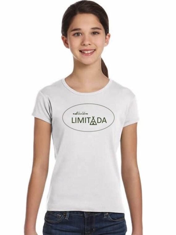 Girl t-shirt EDICION LIMITADA