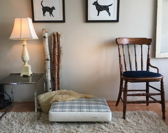 SMALL French Country Dog Bed