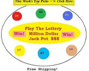 Lottery eBook and Programs on CD