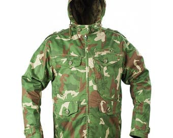 Camouflage jacket for EID Iplehouse , 9 camouflage colors