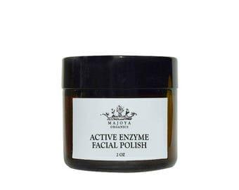 Active Enzyme Facial Polish