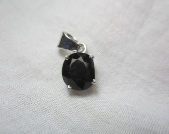 NATURAL BLACK TOURMALINE Pendant, gorgeous pendant