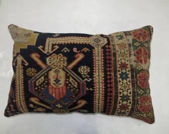 Caucasian Rug Pillow p2164